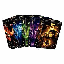 Babylon 5 Complete TV Series Seasons 1 2 3 4 5  DVD Collection Sealed +  NEW!