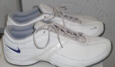 WOMENS NIKE AIR CARDIO II TRAINERS UK 6 EUR 40 WHITE SHOES TRAINING FITNESS GYM
