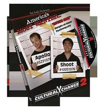 Cultural Xchange Vol 2 : America's Most Wanted by Apollo and Shoot - Magic Trick