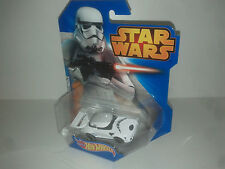 Disney Hot wheels STAR WARS STORM TROOPER - MATTEL  CLY81 voiture