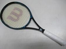 Wilson Hammer 5.0 110 Oversize Tennis Racquet (4 5/8) New Strings/Grip