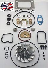 Dodge Ram Cummins 6.7 HE351VE Turbo Rebuild Kit Both Bearings & 60mm Billet CW