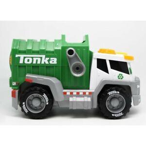 Tonka Mega Power Machines Mighty Mixers - Recycling Truck