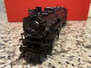 SOUTHERN PACIFIC SP # 5021 4-10-2 Brass STEAM LOCOMOTIVE Western Model Co AAF