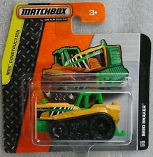 Matchbox Diecast MBX Construction 2013 Seed Shaker New & Carded
