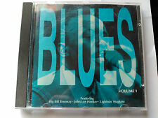 CD VARIOUS - BLUES VOLUME 1 - OBJECT ENTERPRISES UK 1991 VG+