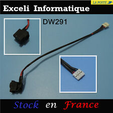 DC JACK SAMSUNG R519 R518 R522 Q320 NP-R520 R620 (With cable) Conector con cable