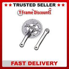 Raleigh Bikes Chainwheel Chainring Sprocket 52/42/32 x 170mm Polished Silver