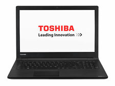 "Toshiba Satellite Pro R50-D 15.6"" (500GB HDD, Intel Core i5 7th Gen., 4GB RAM, Windows 10 Pro) Notebook - Black - PS581A028018"