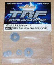 Tamiya 42313 TRF Large Shim Set for Gear Differentials (TA07 Pro/TRF419/TRF419X)