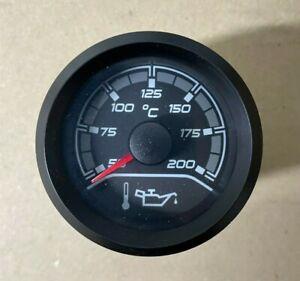 Holden HSV Oil Temp Gauge E1 E2 E3 Clubsport GTS Maloo VE Senator NEW 92250845