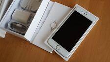 Apple iPhone 6s 16GB in Silber WIE NEU unlocked & iCloudfrei / foliert / in OVP