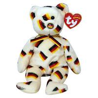 Malaysia Exclusive TY Beanie Baby NEGARAKU the Bear