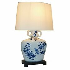 🇨🇳 Set of 2 Zhi Que Porcelain Lamps China Porcelain Home-Decor