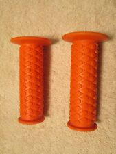 Huffy 1980's Girls Bicycle Miss Rocker Bmx Style Handle Bar Grips, Rare Used.