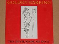 GOLDEN EARRING -The Devil Made Me Do It- CDEP