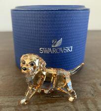 New ListingSwarovski Golden Retriever Standing #1142824 New