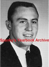 1960's Senior High School Yearbook~New York Yankees Oakland A's Catfish Hunter