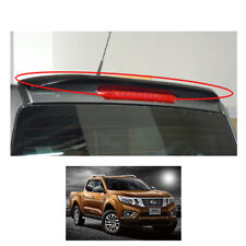 Rear Spoiler Ducktail Black for Nissan NP300 Frontier Navara 2015 2016 2017