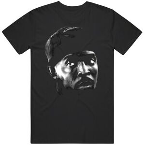 Omar Little The Wire Tv Series Fan  T Shirt