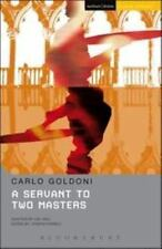 A Servant to Two Masters (Student Editions), Goldoni, Carlo, Acceptable Book