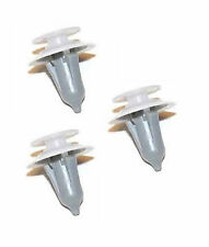 LAND ROVER DISCOVERY 2 II FINISHER BUMPER END CAP CLIP SET x3 DYC10031L NEW