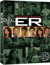 ER: COMPLETE FIFTEENTH SEASON (5PC) / (WS) - DVD - Region 1