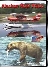 Alaska Float Plane DVD NEW Lake Hood Dehavilland Beaver spectacular scenery!
