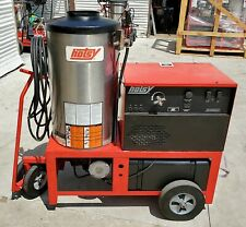 Usedrefurb Hotsy 980ss Electric Hot Water Pressure Washer Sn100666
