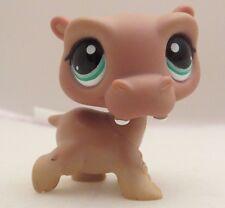 Littlest Pet Shop  ❀ LPS ❀ Mauve  / Pink Hippo 1415