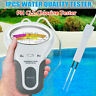 Water Quality PH/CL2 Chlorine Tester Level Meters For Swimming Pool Spa Tub Hot