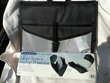 "Travelon 4352 Black Nylon 17"" Laptop Jacket"