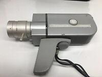 Vintage Saimic 8 Zoom Movie Camera Untested