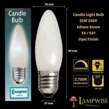 Crompton Candle 220V Light Bulbs
