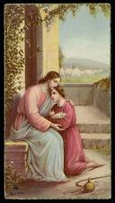 santino-holy card ediz. NB**** n.353 GESU' AMICO CARO
