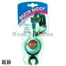New - Razor Buddy Expandable Holder Shaving Creme Can
