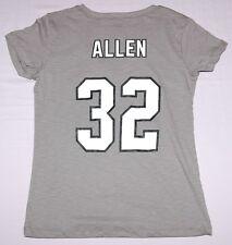 Marcus Allen Oakland Raiders Womens Throwback Jersey T-Shirt XL - NFL