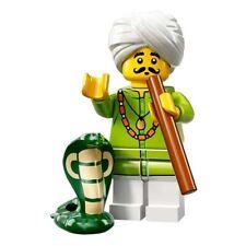 Lego SNAKE CHARMER Minifigures Turbin Taipan Cobra Wand 71008 Series 13