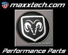 3D Aufkleber Emblem Dodge RAM Durango Dakota Charger Challenger Logo Felgen 50mm