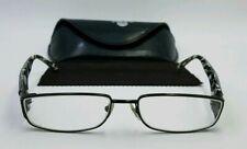 RayBan RB6167 2509 Rectangular Black 53×16 RX Eyeglasses with Case #1467