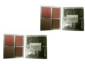 COSMETIC VOIL REFILL BLUSH & GLOW BLUSHER - 101135 (PACK OF 2) **BRAND NEW**