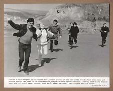 "The Dave Clark 5 & Barbara Ferris in ""Having a Wild Weekend"" Vintage Movie Still"