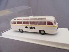 836G Brekina Bus Mercedes 0 321 OMB 40 Años Ho 1:87