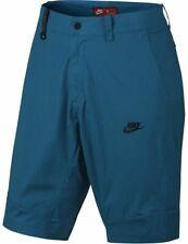 Nike Tech Pack Bonded Shorts Kurzhose 823365 457 New Blue 38 L