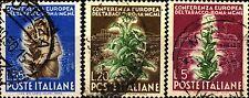ITALIA REP. - 1950 - Conferenza Europea del Tabacco