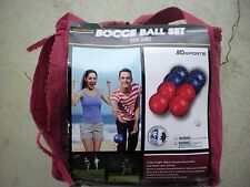 MD Sports Advanced 100mm Bocce Ball Set