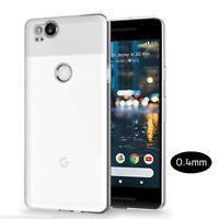 Ultra Slim Transparent Clear Gel Case Cover For Google Pixel 2 3 2XL 3A XL 4 XL