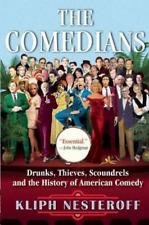 Nesteroff Kliph-Comedians BOOK NEW