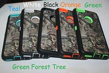 """Camo Heavy Duty HYBRID shockproof CASE FOR APPLE iPHONE 6 6s 4.7"""""""