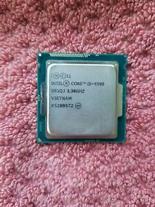Intel Core i5-4590 3.30GHz/3.3GHz / 6MB 5GT/S Quad Core CPU SR1QJ Socket LGA1150